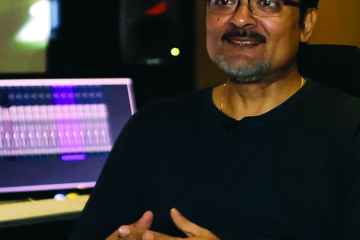 HOT 100 – Audio Experts – Bishwadeep Chatterjee, Sound Designer, Bajirao Mastani