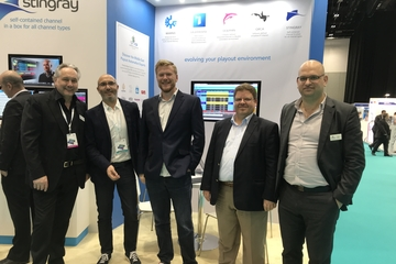 MBC completes migration of playout operation to Marina automation control