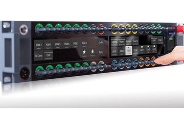 Riedel debuts RSP-1232HL SmartPanel
