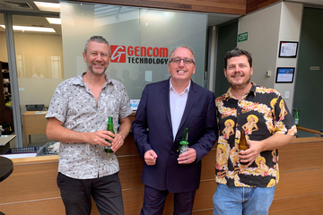 Gencom completes management buyout from Darren Frearson