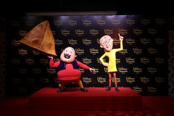 'Motu Patlu' jodi first to get their figures at Madame Tussauds Delhi