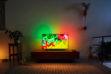 """TPV Technology launches 65"""" Philips Ambilight TV in Chennai"""