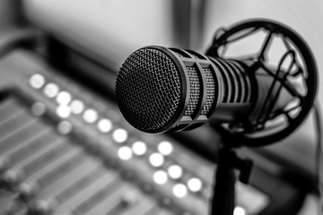 Changing storytelling: PODCASTING