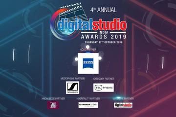 Nominations now open | Digital Studio India Awards 2019