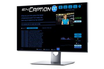 ENCO Enables Lip-Synced Live Captions with Powerful New enCaption4 Enhancement