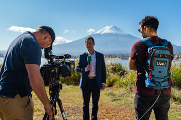 ITV Sport Deploys LiveU Technology at the 2019 Rugby World Cup for Enhanced Live Coverage and Disaster Recovery