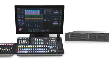Grass Valley launches Kula AV, a powerful all-in-one production switcher for smaller operations