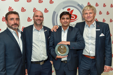 Aveco and ETV Bharat win the IBC Innovation Award for Content Everywhere
