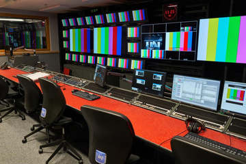 Custom Consoles Module-R Desks and MediaWall Chosen for Royal Opera House Production Gallery