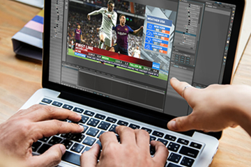 New Dalet Cube Powers Broadcast Graphics Workflows for Teleticino and IB3
