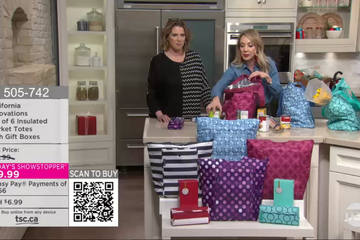 Bannister Lake Provides On-Air QR Code Functionality to Canada's 'Today's Shopping Choice'