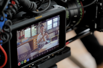 Atomos Shogun 7 and Apple ProRes RAW gives a low budget feature film a cinematic edge