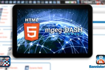 Bannister Lake Integrates MPEG-DASH Streaming Protocol Into Chameleon Data Aggregation Workflow