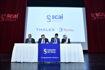 Sorbonne Center for Artificial Intelligence at Sorbonne University Abu Dhabi Signs a collaboration agreement