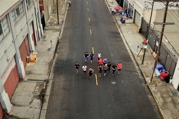 FLOWTECH100 EASES PRODUCTION CHALLENGES FOR AWARD-WINNING 'SKID ROW MARATHON'
