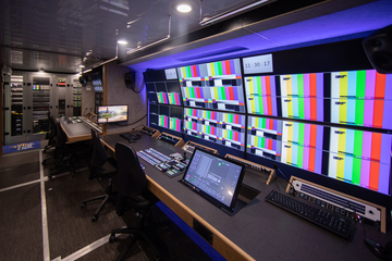 ONT - Broadcast Solutions delivers HD OB trailer to Belarus