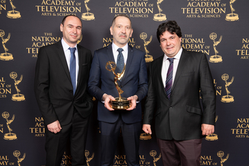AVIWEST Wins Prestigious Technology and Engineering Emmy Award for Second Consecutive Year