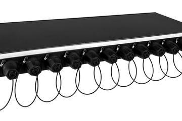 Bittree SMPTE Camera Hybrid Patchbay Offers 12 Camera Support