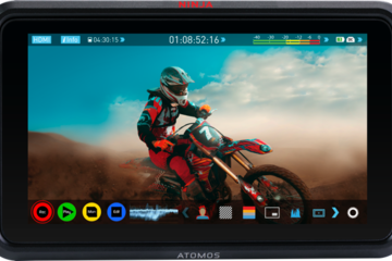 Free AtomOS 10.3 update enhances the Ninja V with new frame guides, improved false colour and de-squeeze