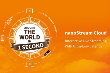 nanocosmos Improves Ultra-Low-Latency Live Streaming Experience