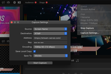 Renewed Vision Adds Live Streaming and Recording to ProPresenter with New 7.1 Upgrade