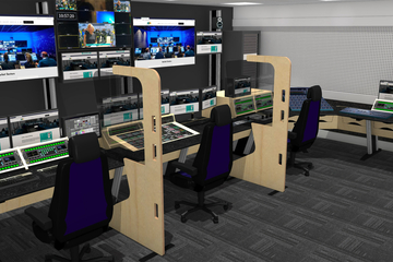 Custom Consoles Introduces Operator Safety Screen