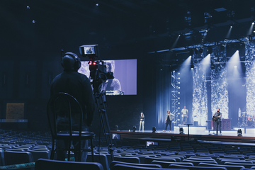 Hitachi Cameras Enable High-Quality Streaming for Eastview Christian Church