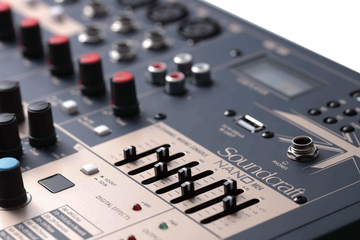 Harman Professional Launches Soundcraft Nano Series Mixers