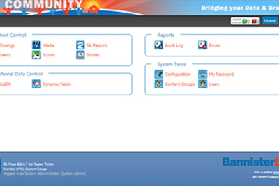 Bannister Lake Software introduces Super Ticker Community