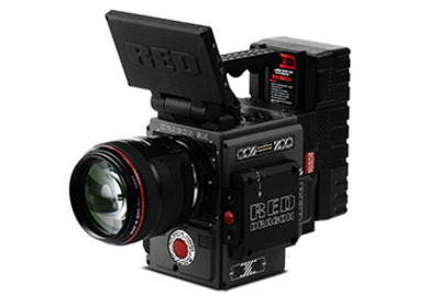 Red Digital brings its camera range to BroadcastAsia 2016