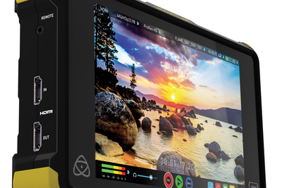 Atomos launches Shogun Flame and Ninja Flame