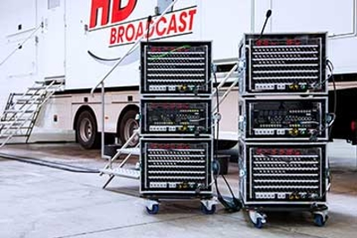HD Broadcast upgrades HD1 with Riedel MediorNet