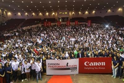 Canon celebrates 8th edition of Photo Marathon in India