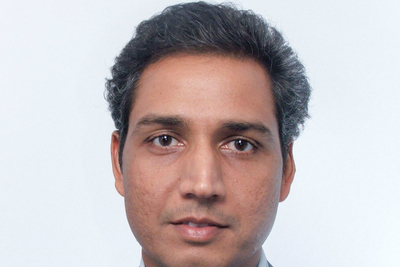 Somu Patil, VP, sales, Asia, Grass Valley