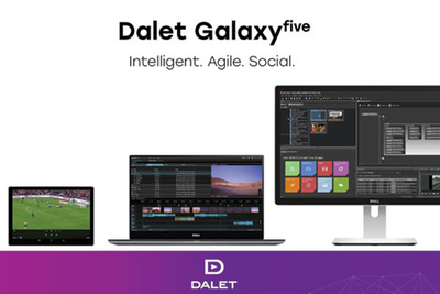 Dalet brings AI, social media and hybrid workflows to BroadcastAsia2018