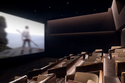 Experience a luxurious cinema experience at Dubai's Reel Cinemas