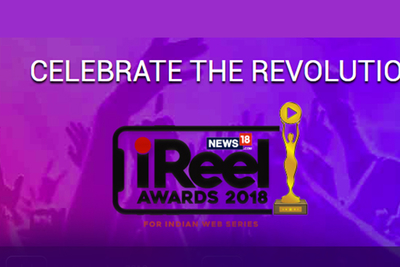 News18.com announces iReel Awards 2018, for web series in India