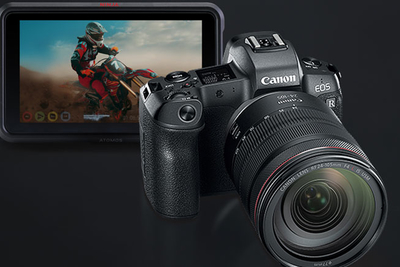 EOS R and Atomos Ninja V brings 10-bit 4k HDR video to Canon users
