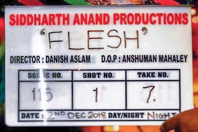 Eros Now Begins Production of Original Series FLESH, starring Swara Bhasker