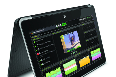 Triveni Digital simplifies ATSC 3.0 with StreamScope XM Verifier