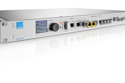 Lawo  to showcase AES67/ST2110 audio gateway at NAB Show 2019
