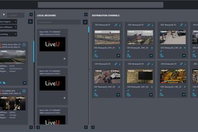 CBS Newspath deploys LiveU Matrix  across its news bureaus