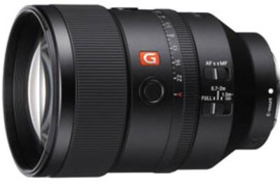 Sony announces full-frame 135mm F1.8 G Master Prime Lens