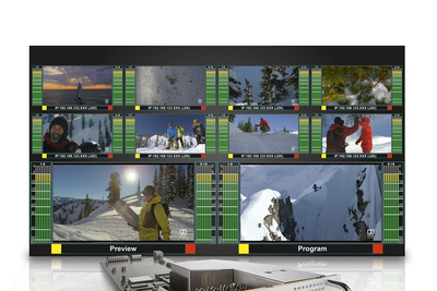 Real-world IP video, audio, control and monitoring by Lawo at NAB Show 2019