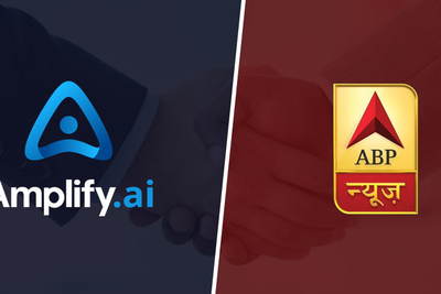 ABP News Network joins hands with Amplify.ai's AI-driven virtual assistants