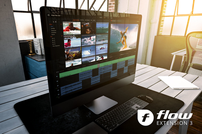 EditShare introduces support for the newsroom and multi-camera feature