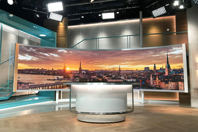 Litepanels brings versatility to TV4's 'After Five'
