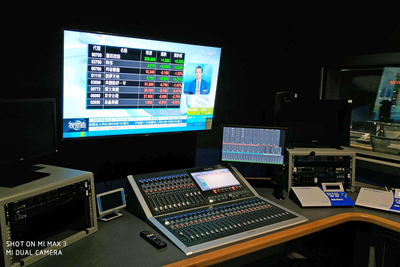 ViuTV upgrades to Audio-over-IP with Calrec