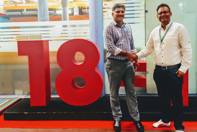 TV18 Broadcast India upgrades newsgathering with LiveU LU600 HEVC