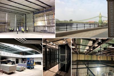 ATG Danmon commences Riverside Studios relocation project